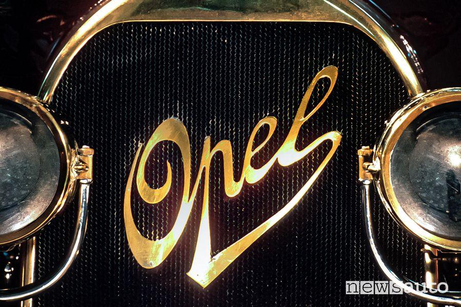 Logo Opel 1909