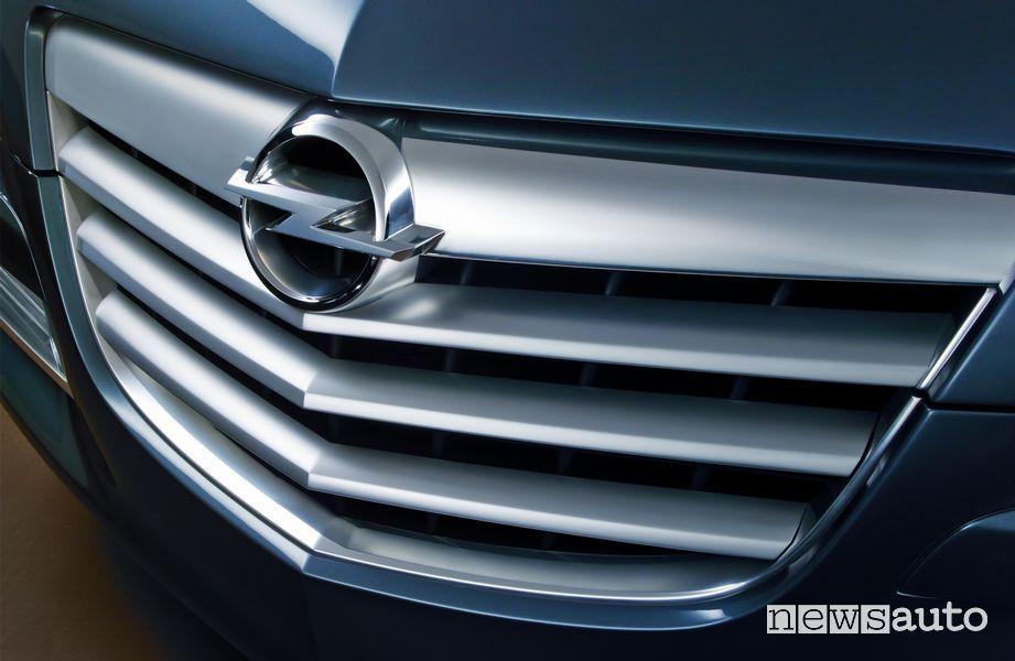 Logo Opel 2007