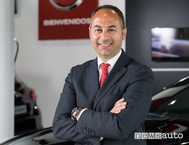 Marco Toro, nuovo Amministratore Delegato di Nissan Italia