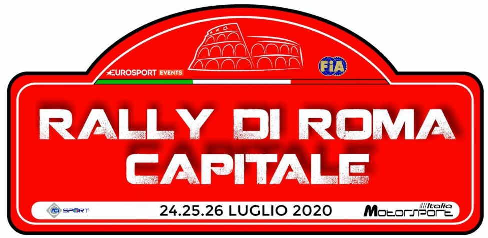 logo rally di roma 2020