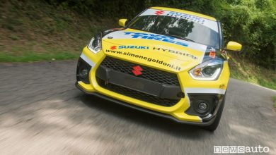 Photo of Suzuki Swift Sport Hybrid R1, caratteristiche auto ibrida da rally