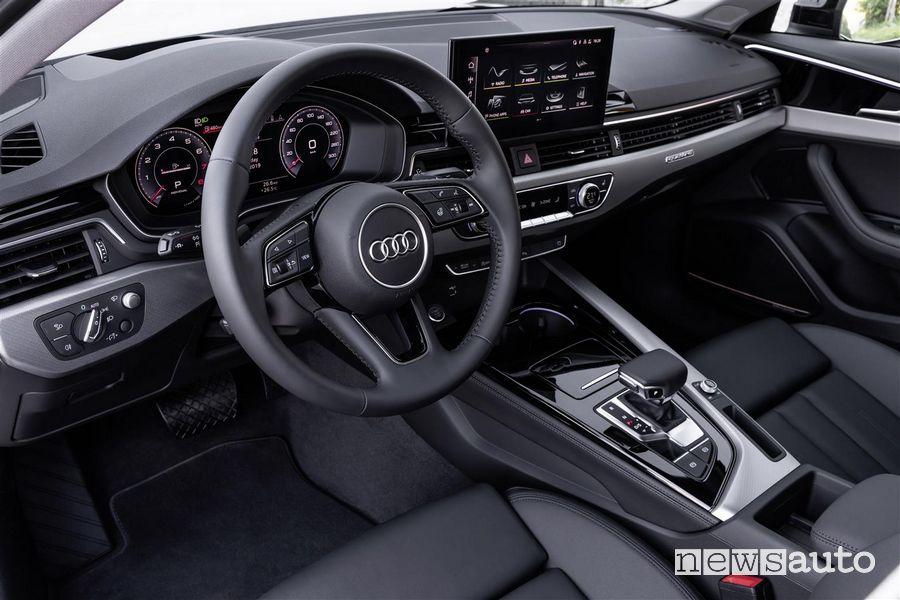 Volante abitacolo Audi A4 Avant