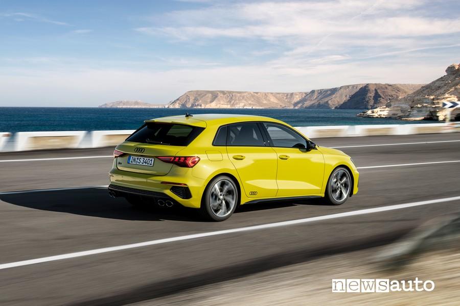 Nuova Audi S3 Sportback 2020 / 2021