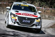 Photo of Peugeot Competition 2021, 208 Rally 4 auto ufficiale