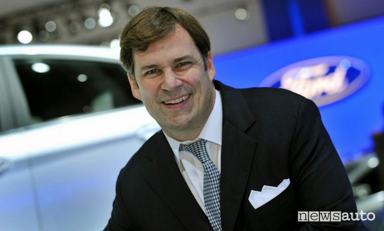 Jim Farley CEO e Presidente Ford