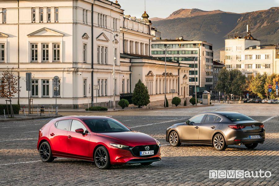 Mazda3 Skyactiv-X del 2019