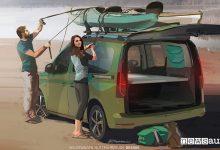 Photo of Volkswagen Caddy Mini-camper, come sarà!