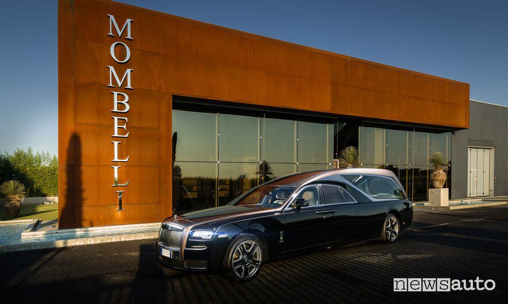 Auto funebre Ghoster Rolls Royce