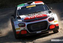 Photo of Rally il Ciocco 2020, vittorie Citroën e Peugeot [classifica e risultati]