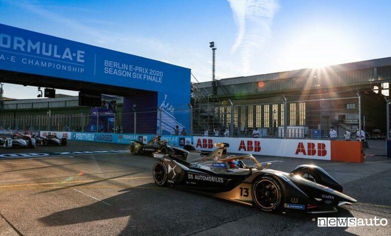 ePrix Berlino Formula E 2020