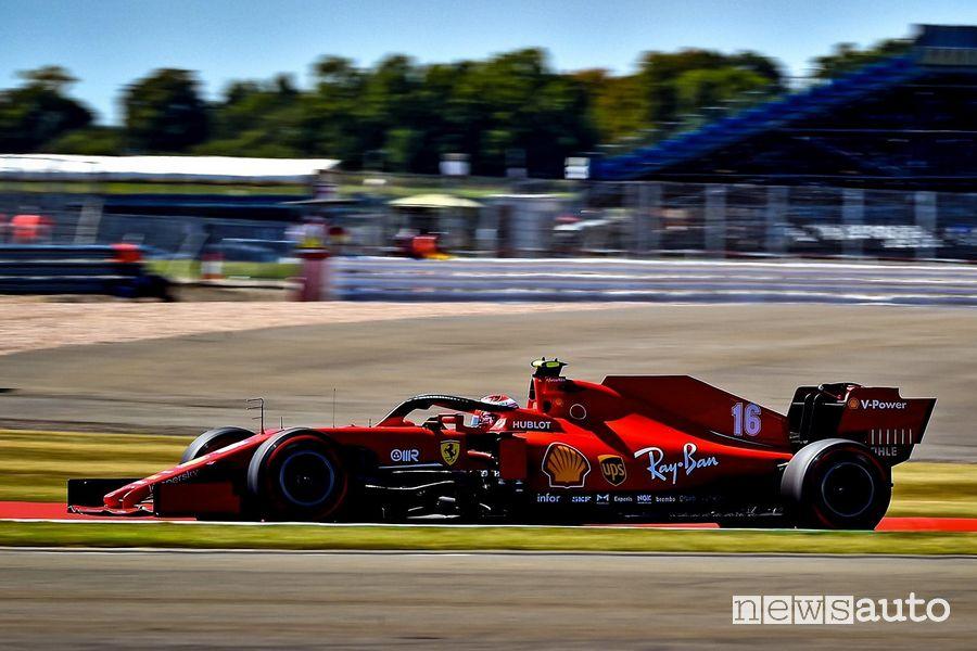 F1 Gp 70° Anniversario 2020 Ferrari Leclerc
