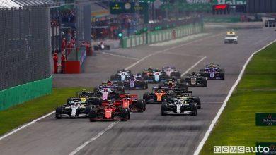 Photo of Orari Gp Italia F1 2020 a Monza, diretta SKY e TV8