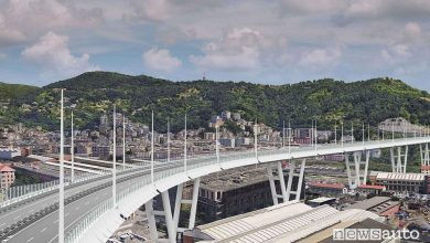 Photo of Inaugurazione ponte San Giorgio di Genova, aperto al traffico dal 5 agosto