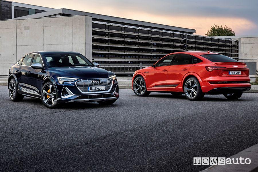 Audi e-tron S, quanto costa? prezzo