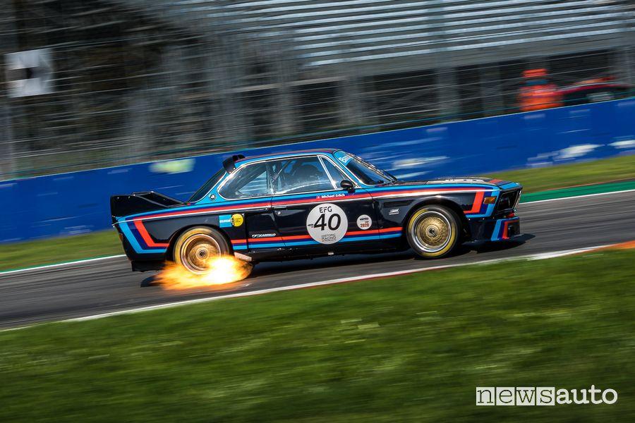 Monza Historic 2020 BMW CLS 3.0 1975