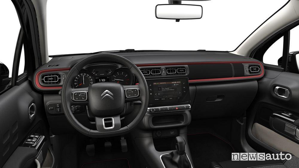 Volante abitacolo Citroën C3 C-Series