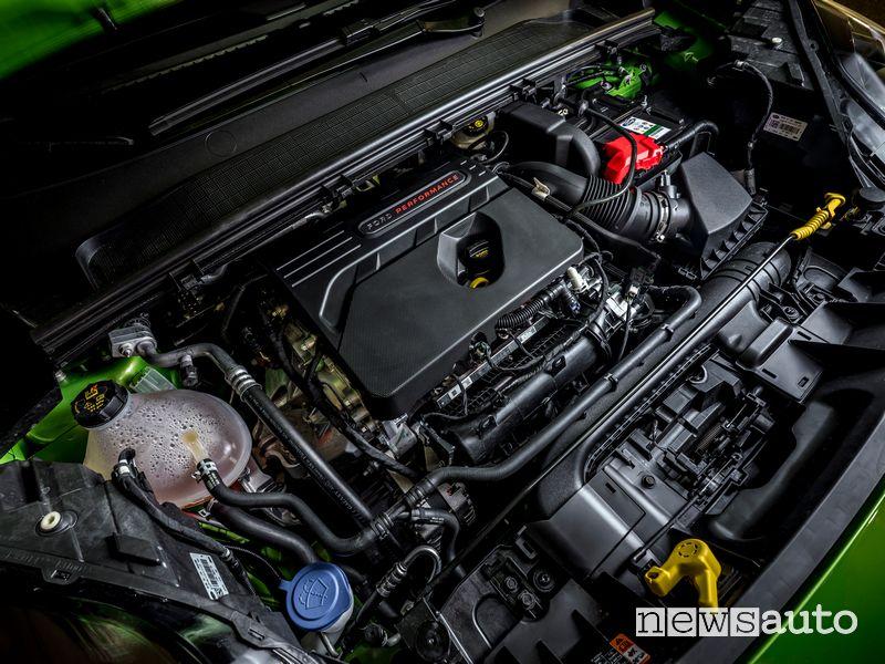 Vano motore 1.5 EcoBoost Ford Puma ST