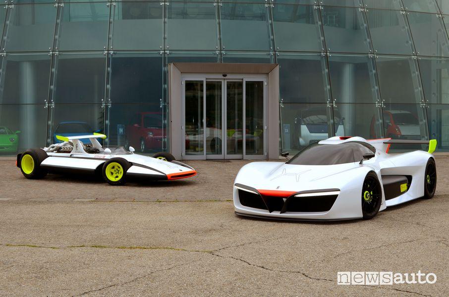 ASI Sigma Grand Prix e H2 Speed