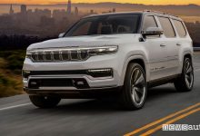 Photo of Jeep Grand Wagoneer, il ritorno di un modello iconico