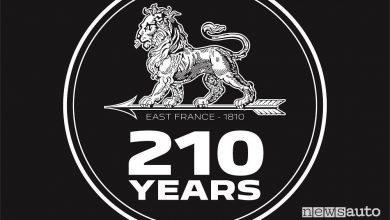 Photo of Peugeot 210 anni, nuovo logo e prodotti celebrativi