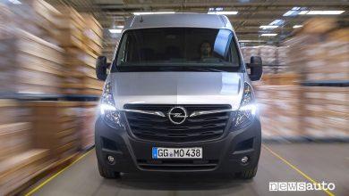 Photo of Novità tra i veicoli commerciali, nuovi furgoni elettrici di Opel