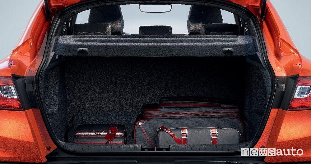 Bagagliaio Renault Arkana