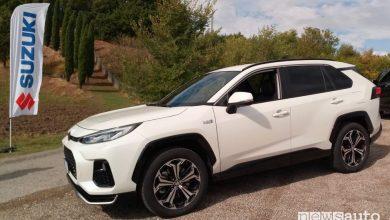 Photo of Suzuki Across, SUV ibrido plug-in, caratteristiche e prezzi