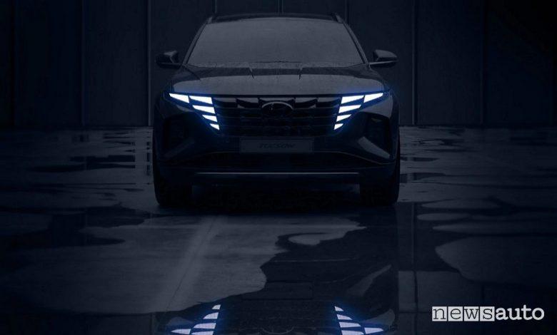Nuova Hyundai Tucson, come sarà anteprima