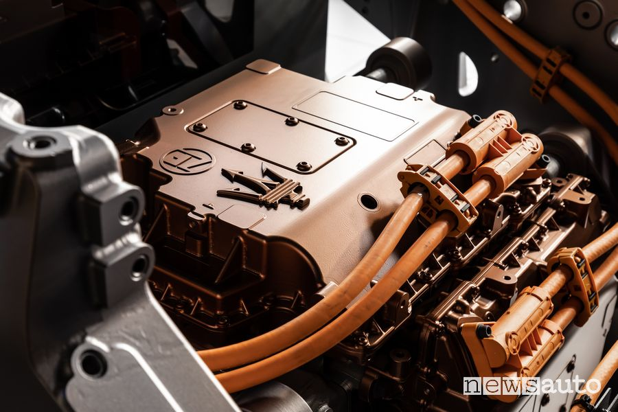 auto elettriche Maserati