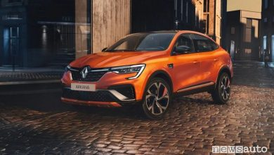 Photo of Renault Arkana, caratteristiche nuovo SUV Coupè ibrido