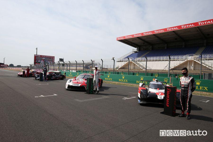 Hyperpole 24 Ore di Le Mans 2020