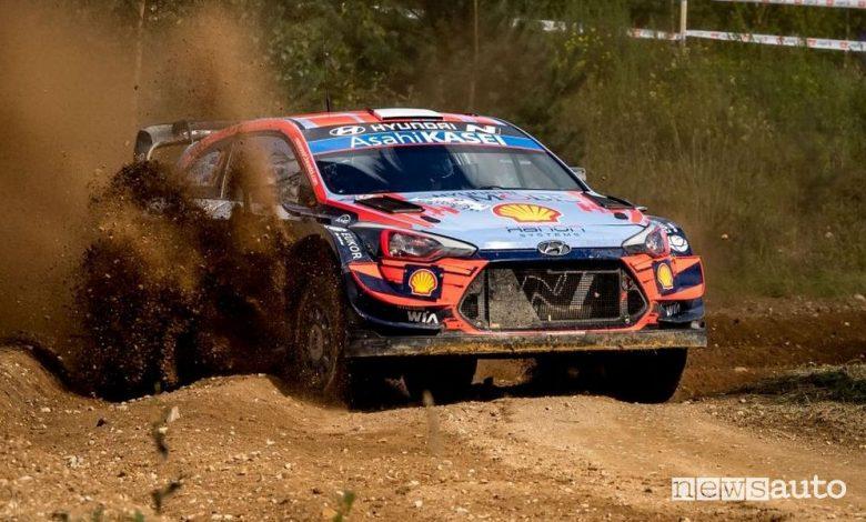 WRC Rally Estonia 2020, vittoria Hyunday [classifica]
