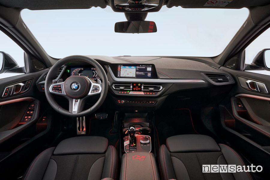 Plancia strumenti abitacolo BMW 128ti