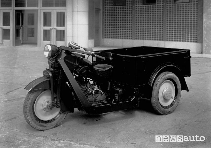 Mazda Go #8 triciclo del 1938