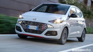 Photo of Hyundai i10 N Line, caratteristiche e prezzo