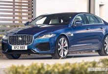 Photo of Jaguar XF Berlina e XF Sportbrake, caratteristiche