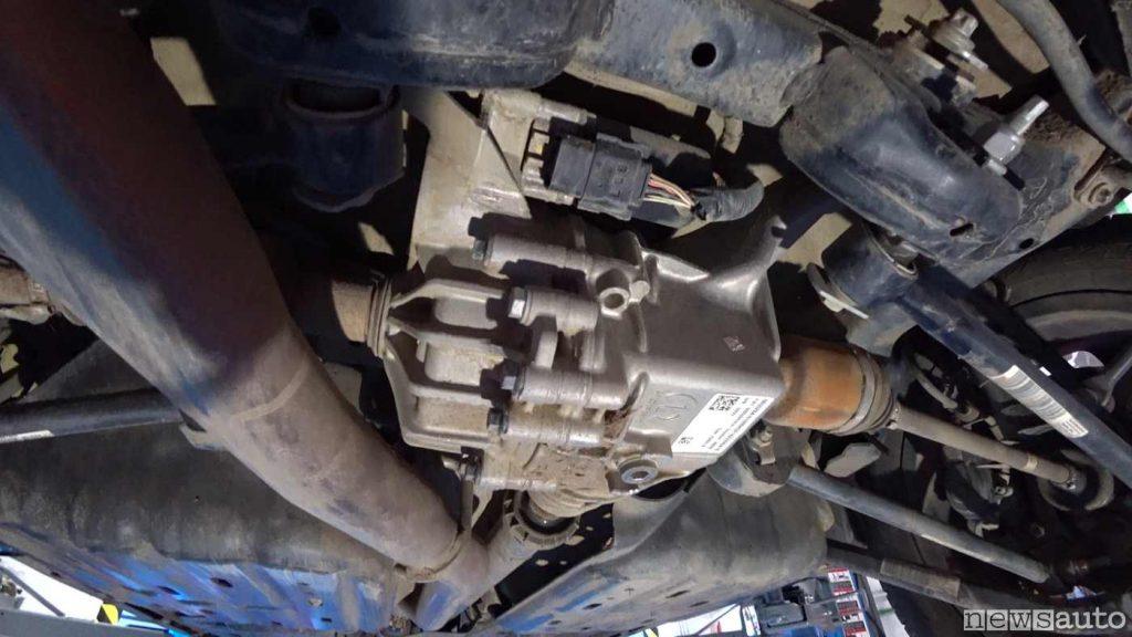 Differenziale posteriore della Jeep Renegade 4x4