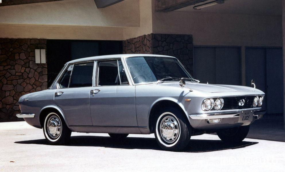 Mazda Luce del 1966