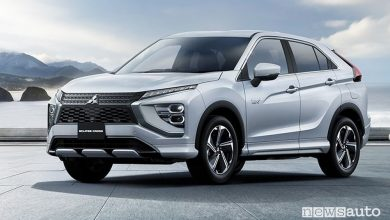 Photo of Mitsubishi Eclipse Cross PHEV, ibrida plug-in, caratteristiche e prezzi