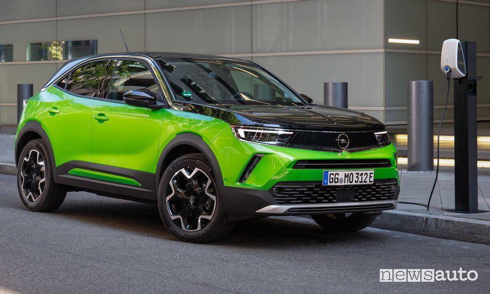 Nuovo Opel Mokka, anteprima al Milano Monza Open-Air Motor Show