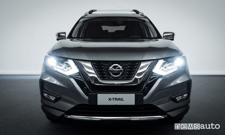 Nissan X-Trail Salomon, caratteristiche versione speciale