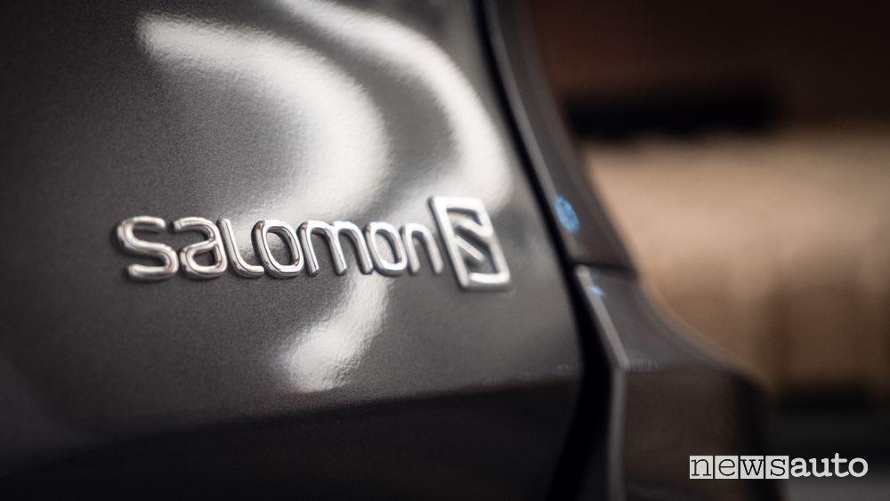 Nissan X-Trail Salomon, motori e trazione 4x4