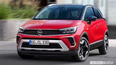 Photo of Nuovo Opel Crossland, le caratteristiche del restyling