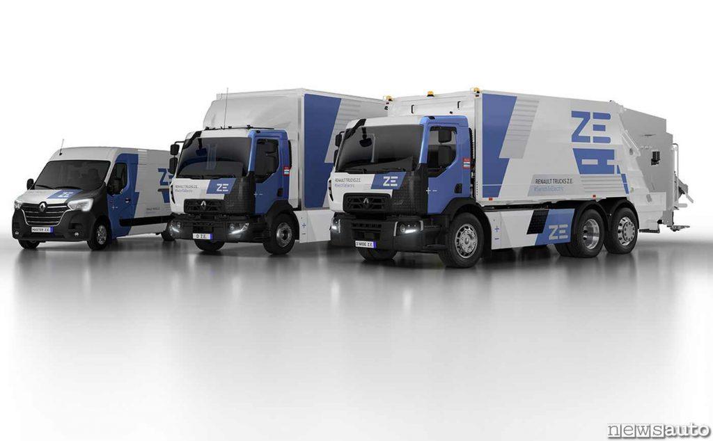 Renault Truck ZE