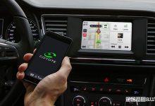 App navigatore Coyote, nuova funzione CarPlay