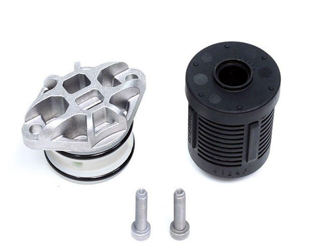 Il filtro di ricambio per la manutenzione dell'Haldex costa 60/90 euro
