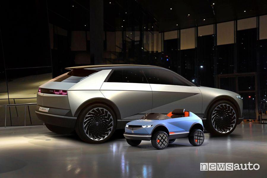 Hyundai EV per bambini