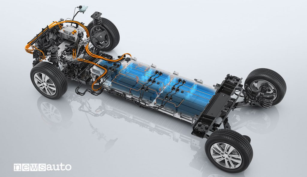 I veicoli commerciali elettrici PSA sono progettati sulla piattaforma multienergetica EMP2