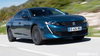 Photo of Peugeot 508 benzina PureTech 130 EAT8, caratteristiche e prezzi