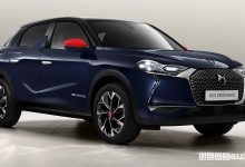 Photo of DS 3 Crossback Ines De La Fressange Paris, caratteristiche
